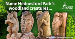 The Friends of Hednesford Park Tree Sculptures