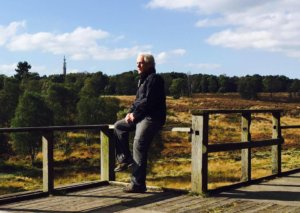 Graham Burnett - The Friends of Hednesford Park