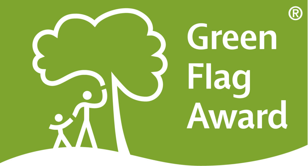 Green Flag Award Hednesford Park