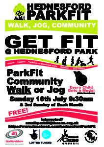 ParkFit - The Friends of Hednesford Park