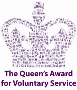 The Queen's Award for Voluntary Service 2020