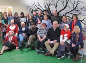 The Friends of Hednesford Park Volunteers