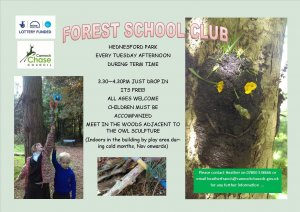 Roots After School Forest School Club